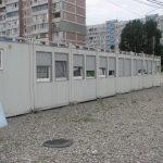 Модульные городки для переселенцев на Днепропетровщине: почему с одного бегут, а в другие — очереди